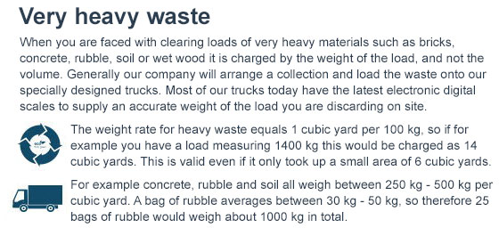 special discounts for waste disposal around richmond